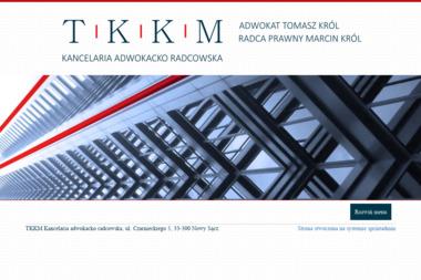 TKKM Kancelaria adwokacko radcowska - Adwokat Karnista Nowy Sącz