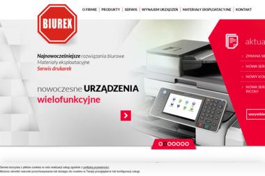 BIUREX - Plotery nowe Łódź