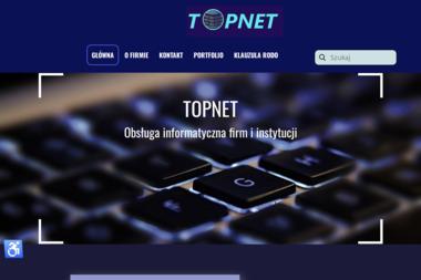 TOPNET - Agencja interaktywna Brzeg