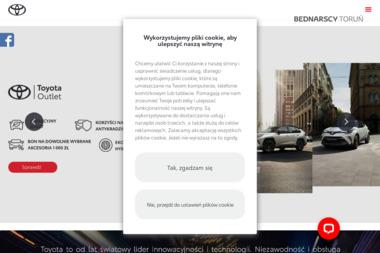 Toyota Toruń - Samochody osobowe Toruń