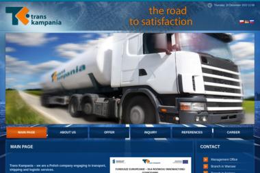 Trans Kampania Sp. z o.o. - Transport Międzynarodowy Biała Podlaska