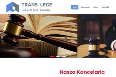 Trans Lege Sp. z o.o. - Usługi Prawne Olsztyn