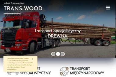 PPHU TRANS-WOOD Sp. z o.o. - Transport międzynarodowy Człuchów