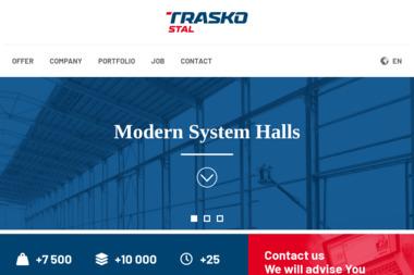 Trasko-Stal Sp. z o. o. - Projektowanie konstrukcji stalowych Ostrów Wielkopolski