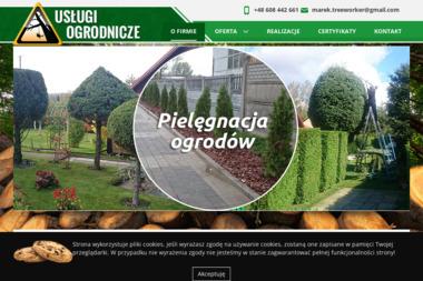 MAREK KUBIAK - Drzewo Na Opał Łódź