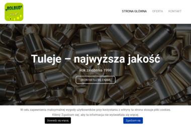 Andrzej Igła Rolbud - Obróbka Metali Żnin