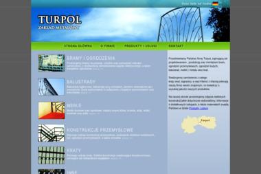 """PPH """"Turpol"""" - Ogrodzenia Kute Żary"""