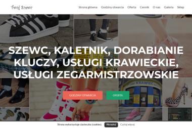 Twój Szewc - Obszywanie Mieszków od Biegów Gdynia