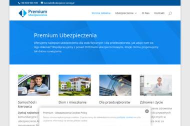 Premium - Ubezpieczenia - Ubezpieczenia dla Firm Gdynia