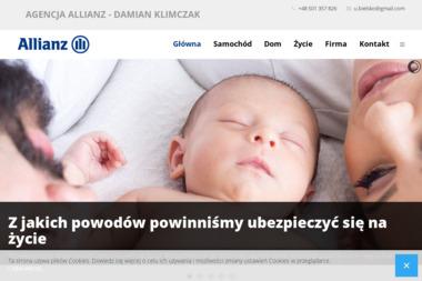 Agencja Ubezpieczeniowa Damian Klimczak - Ubezpieczenie firmy Bielsko-Biała