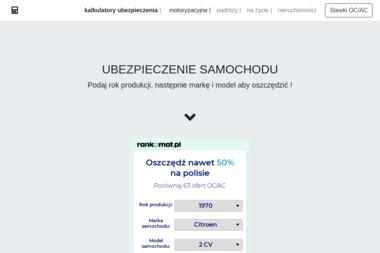 Ubezpieczenia Mi - Auto-casco Wodzisław Śląski