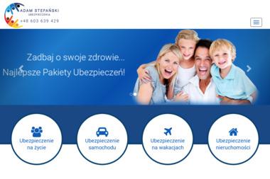 Adam Stefa艅ski Ubezpieczenia - Ubezpieczenie firmy Ostróda