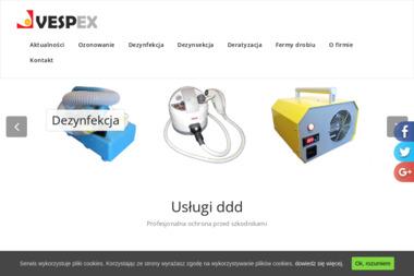 Firma Us艂ugowo-Handlowa VESPEX - Dezynsekcja i deratyzacja Szamotu艂y