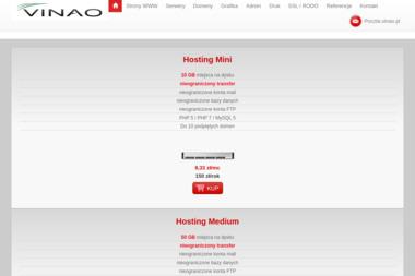 VINAO - Agencja interaktywna Praszka