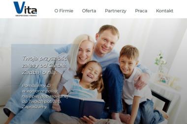 VITA Ubezpieczenia i Finanse - Ubezpieczenie firmy Leszno
