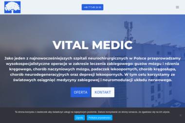 Vital Medic Sp. z o.o. - Rehabilitant Kluczbork