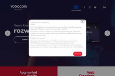 VOBACOM sp. z o.o. - Programowanie Aplikacji Toruń