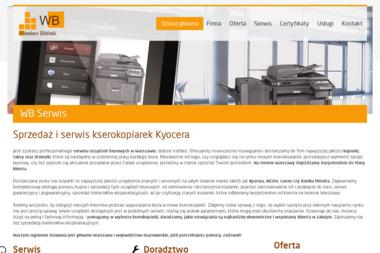 WB Serwis - Serwis sprzętu biurowego Warszawa