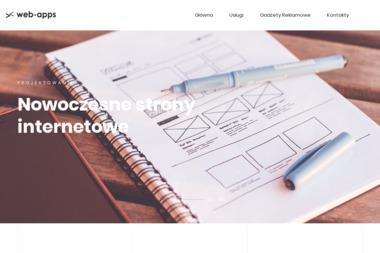 Web-Apps - Strony Internetowe Niepołomice