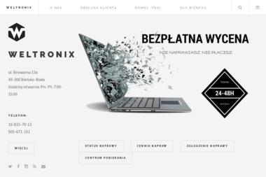 Weltronix - Naprawa telewizorów Bielsko-Biała