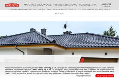 Westa Group Sp. z o.o. - Wata Szklana Wola Rzędzińska