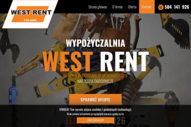 WEST RENT POLAND - Długoterminowy wynajem maszyn budowlanych Nowe Gulczewo