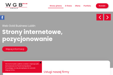 Web Gold Business - Strony internetowe Lublin