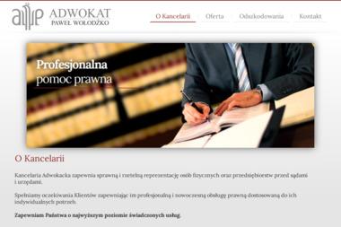 Kancelaria Adwokacka Adwokat Paweł Wołodźko - Adwokat Prawa Karnego Kamień Pomorski
