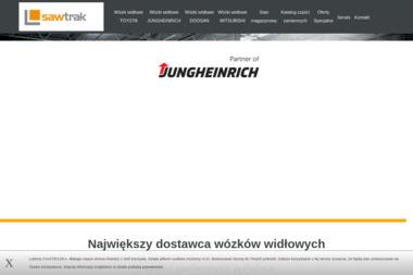 SAW-TRAK Sp. z o.o. sp. k. - Wózki widłowe Raszyn