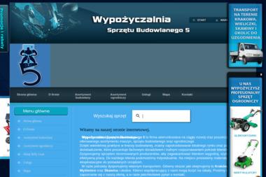 Wypożyczalnia Sprzętu Budowlanego 5 - Wynajem Szalunków Kraków