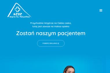 """Niepubliczny Zakład Opieki Zdrowotnej """"Wzgórze Św. Maksymiliana"""" Sp. z o.o. - Diabetolog Gdynia"""