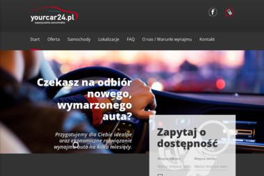 Yourcar24.pl - Wypożyczalnia samochodów Siedlce