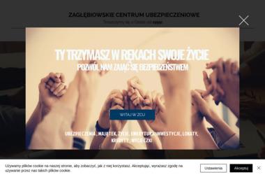 Zagłębiowskie Centrum Ubezpieczeniowe - Ubezpieczenie firmy Dąbrowa Górnicza
