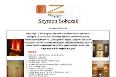 Szymon Sobczak Usługi remontowo-budowlane - Ocieplanie budynków Gostyń