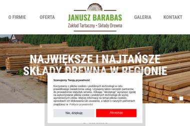 ZAKŁAD TARTACZNY Janusz Barabas - Tartak Lublin
