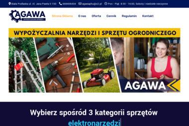 P.H.U. AGAWA - Wynajem Zaplecza Budowlanego Biała Podlaska