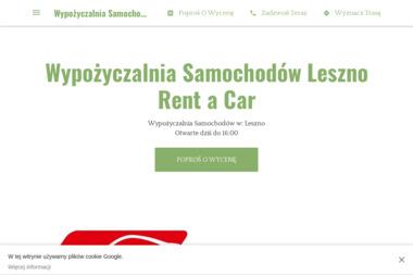 SOLLVER Wypożyczalnia Samochodów - Wypożyczalnia samochodów Leszno