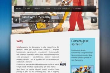 WYPOŻYCZANIE NARZĘDZI BUDOWLANYCH I OGRODNICZYCH - Wypożyczalnia Rusztowań Lublin