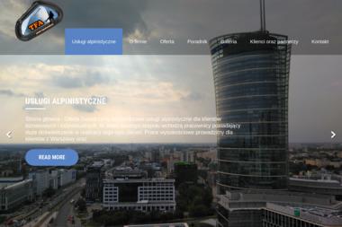 TFA Andrzej Chojnowski - Prace na Wysokościach Warszawa