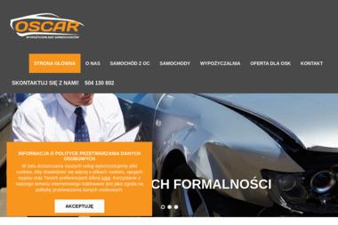 Wypożyczalnia Samochodów OSCAR - Wypożyczalnia samochodów Lublin