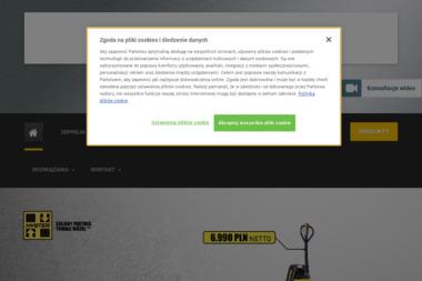 Zeppelin Polska - Wynajem wózków widłowych Gdańsk