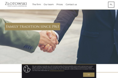 Złotowski - Kancelaria Adwokacka - Kancelaria Adwokacka Jaworzno