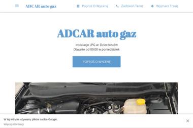 ADCAR auto gaz - Auto gaz Dzierżoniów