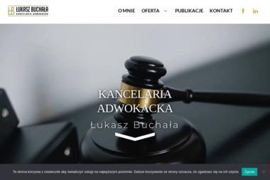 Kancelaria Adwokacka Łukasz Buchała - Porady Prawne Chrzanów