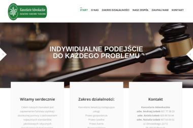 Kancelarie Adwokackie - adw. Andrzej Łebek, adw. Natalia Łebek - Adwokat Wałbrzych