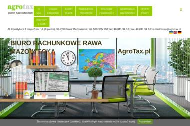 AgroTax - Usługi finansowe Rawa Mazowiecka