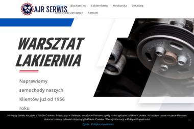 AJR MEDIA Polska Sp. z o.o. - Blacharstwo, lakiernictwo samochodowe Papowo Toruńskie