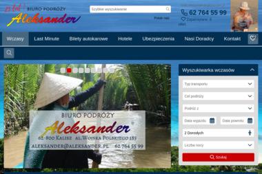 Biuro Podróży Aleksander - Wycieczki i wczasy Kalisz
