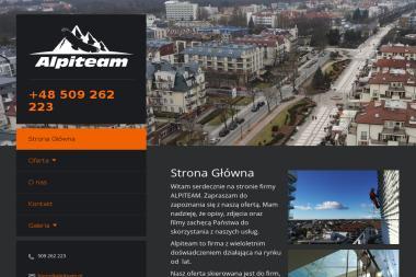 Alpiteam - Pranie Tapicerki Świnoujście