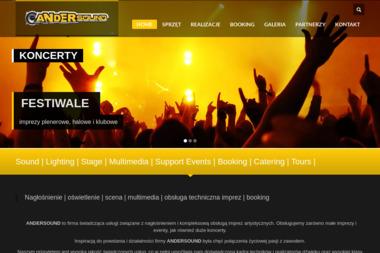ANDERSOUND - Agencje Eventowe Olsztyn